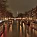 Cool Night in Amsterdam