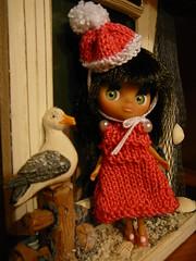 Irina y su vestido de Reyes