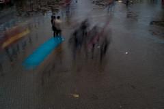 Ghosts (Daniel Kulinski) Tags: old city autumn winter wet water rain dark mirror drops europe image daniel creative picture evil samsung poland warsaw imaging 1977 less nx nx200 kulinski daniel1977 samsungnx samsungimaging samsungnx200 danielkulinski