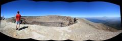 Volcan de Santa Ana panorama (tik_tok) Tags: panorama latinamerica volcano climb hiking walk hike crater summit elsalvador santaana centralamerica volcan centroamerica ilamatepec