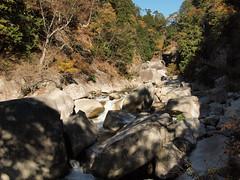 PB243742 (karst) Tags: autumn japan walk autumncolors e30 yamanashi 2011 shosenkyo autumnwalk 1122mmf2835