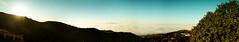 Mornign fog (cdgpix) Tags: california sky fog forest golf nikon hiking sunny hills burbank d7000