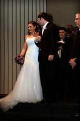 """I now pronounce you...."" (Mindubonline) Tags: wedding church cake groom bride tn nashville tennessee ceremony marriage reception bouquet nuptials mindub mindubonline timhiber"