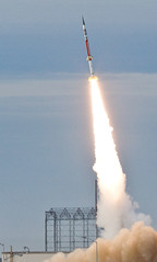 NASA Rocket Successfully Launched January 11 (NASA Goddard Photo and Video) Tags: nasa rocket launch wallops