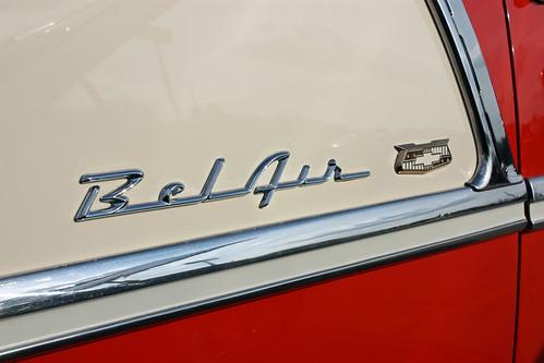 1955 Chevrolet Bel Air 2 Door Hardtop Street Machine 5 Of 8 A