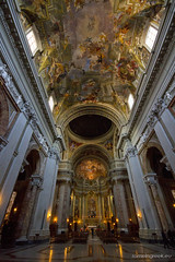 """Sant'Ignazio di Loyola • <a style=""""font-size:0.8em;"""" href=""""http://www.flickr.com/photos/89679026@N00/6700220127/"""" target=""""_blank"""">View on Flickr</a>"""