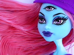 One, Two... (BratzLuv!) Tags: monster three high doll add eyed mattel ghoul on packs createamonster