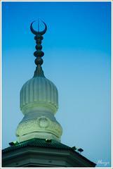 Haram's Minaret (hinzo) Tags: minaret haram saudiarabia mecca