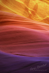 Somewhere Under The Rainbow (Gary Randall) Tags: light arizona color desert canyon page antelopecanyon pagearizona lowerantelopecanyon dsc31462