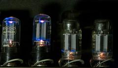 6L666 - Tubes of the Beast (svenpetersen1965) Tags: guitar tube 666 amp fender vacuumtube reverb pentode 6l6 vibrosonic 6l666