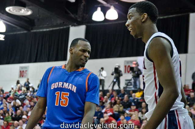 Findlay Prep vs. Bishop Gorman (1/21/12)