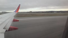 HD Video / Takeoff from SFO ... () Tags: ca vacation holiday southwest tarmac northerncalifornia plane fly inflight video airport sfo aircraft altitude flight wing jet aeroporto aerial windowview hd boeing winglet happyholidays takeoff runway rtw aereo airliner vacanze avion movingpicture millbrae happynewyear 737 southwestairlines wingtip windowseat kalifornien roundtheworld californie globetrotter airplanewing sanfranciscointernationalairport areo ksfo hdvideo internationalairport sanfranciscoairport jetwing boeing737 internationalterminal   flickrvideo worldtraveler  19r  californi 19l intlairport ario   sfia   jetnoise happybelatednewyear  glovetrotter baysidemanor  internationalairport