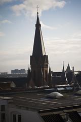 Copenhagen Rooftops_2 (Mikael Colville-Andersen) Tags: street skyline copenhagen denmark photography photographie rooftops strasse streetphotography danish rue danmark kopenhagen kbenhavn decisivemoment fotografi copenhague gade vesterbo copenhagenstreetphotography