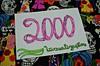 Obrigada! (LollyGates8D) Tags: flores flickr 2000 casamento papel caveira estampa caneta hidrocor canetinha visualizações