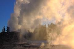 IMG_1176 Castle Geyser, Yellowstone National Park (ThorsHammer94539) Tags: park national yellowstone