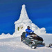 ski resort Kaimaktsalan
