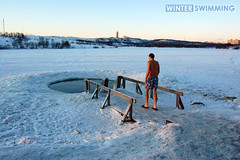 Extreme Winter Swimming #1