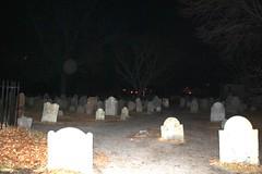 Old Burial Ground Orbs 6 (ghostcaptures) Tags: spirit ghost haunted salem apparition ectoplasm ghostshot pippenhouse