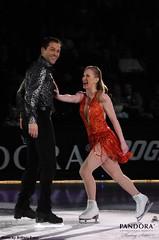 Steven Cousins & Joannie Rochette