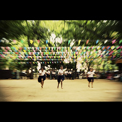 Race for Life! | Explored (VinothChandar) Tags: pictures school people india flower color sports loss race canon children photography photo eyes colorful day blind little zoom photos pics vibrant madras ears orphan enjoy deaf 5d visually burst chennai technique convent hearing tamilnadu cwc impaired zoomburst happpy