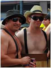 Wellington Sevens Party (Bernzfotos - Bernard Golder Photography) Tags: costumes newzealand sport costume nikon dress rugby crowd nz fancy wellington nikkor fancydress 2012 sevens d300 rugbysevens 7s irb nouvellezlande wellingtoncity rugby7s wellingtonnz nikond300 bernzfotos