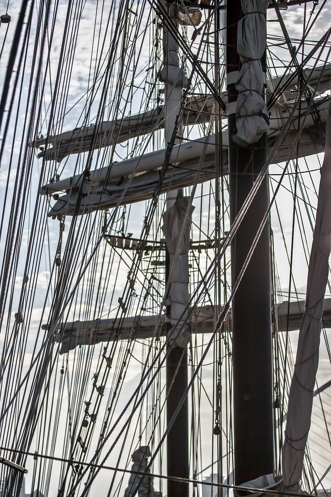 Tall Ship - Artemis - Dublin Docklands