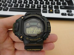 Casio G-Shock DW-6700J-3 SkyForce (sgi83) Tags: sky water japan vintage force band twin thermo casio shock meter thermometer resin resist sensor gshock 200m altimeter alti skyforce waterresist shockresist altithermo twinsensor wr20bar resinband dw6700j3