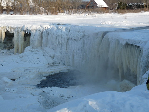 Jägala juga / Jägala Waterfall