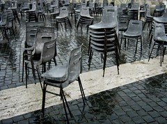 Chairs, St Peters, Vatican, Italy (Long Green Grass) Tags: italy vatican stpeters italia multiples chiars