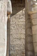 Ramesseum Second Court (kairoinfo4u) Tags: egypt egipto luxor ägypten ramses egitto égypte ramesseum ramessesii luxorwestbank battleofkadesh