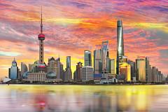Shanghai Skyline (Kenny Teo (zoompict)) Tags: shanghai