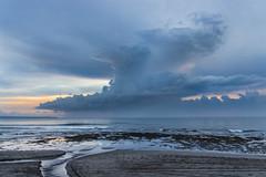 pererenan - dramatische wolken (maikepiel) Tags: ocean travel sunset sea bali seascape beach clouds strand indonesia landscape meer colours sonnenuntergang wolken indonesien farben skyhimmel pererenan