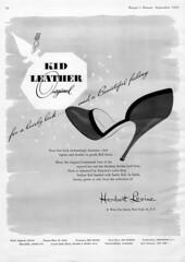 Herbert Levine Shoes (jerkingchicken) Tags: vintagefashion vintageshoes