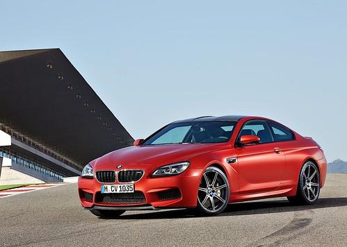 BMW M6 Coupe LCI