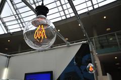 Glow (maddpete) Tags: lamp glow newton