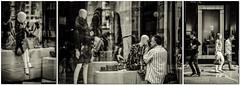 Galleria Vittorio Emanuele II 2 (-dow-) Tags: mannequins fuji milano shopwindow vetrina manichini galleriavittorioemanueleii xe1 xf5612 fujixf56f12 adistantobserver