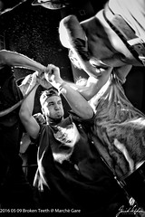 2016_05_09_Broken_Teeth_@_Marche_Gare_40 (erich_zann) Tags: show uk white black metal grenoble manchester concert punk noir lyon live united kingdom erich hardcore et blanc farid zann isere rhones brokenteeth kedim marchgare riotshows