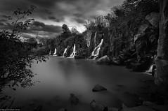 Albert Falls (Nirun Dowlath) Tags: landscape blackwhite waterfall waterscape pietermaritzburg albertfalls kznsouthafrica bwnd110