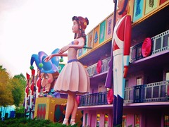 All star hotel (Elysia in Wonderland) Tags: world vacation music holiday toy soldier star hotel orlando ballerina all florida disney resort fantasia movies 2011