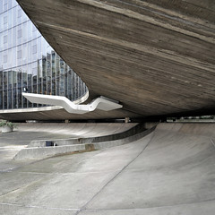 oscar niemeyer, architect: french communist party HQ, paris 1965-1971