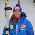 Kailee Darlington (BC Ski Team/Whistler Mountain Ski Club)