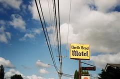 North Bend, WA (Andrew Levett) Tags: seattle film washington bend north olympustrip35