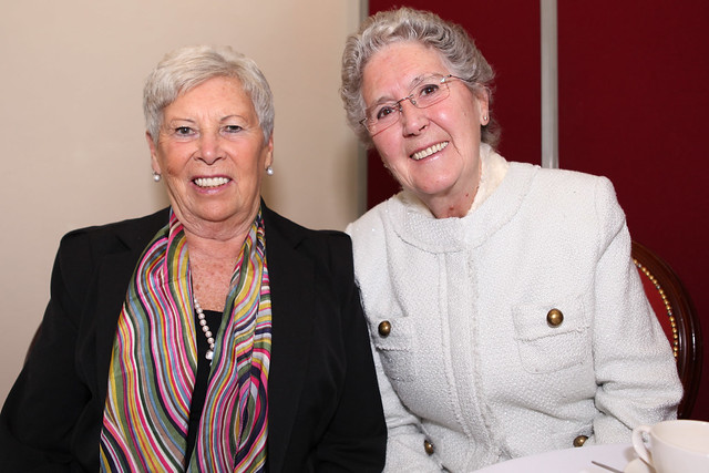 Louise and Maureen