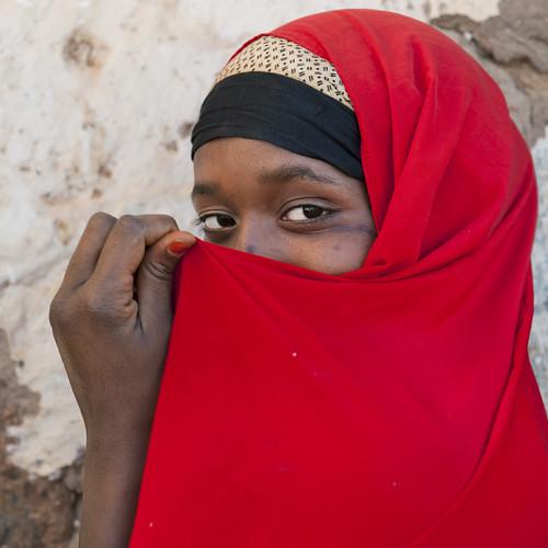 Balligubadlle girl - Somaliland