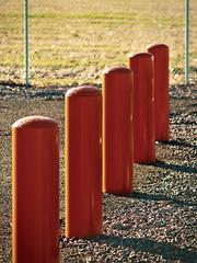 Barrier (jaxxon) Tags: red macro lens prime nikon post micro fixed barrier 28 365 mm nikkor posts barriers f28 vr afs 105mm 105mmf28 2011 d90 nikor project365 f28g gvr jaxxon multifarious 105mmf28gvrmicro ayearinpictures nikkor105mmf28gvrmicro 324365 nikon105mmf28gvrmicro jacksoncarson