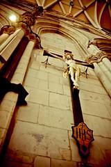 York Minster (Umbreen Hafeez) Tags: york uk england church religious europe christ cross united faith religion jesus great christian gb christianity minster britian kingdon