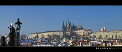 Prague castle (lathuy) Tags: bridge niceshot prague praha pont charlesiv czeck tchquie