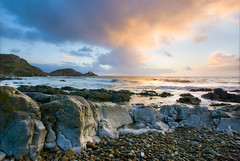 Gower Sunrise (GaryHowells) Tags: wales sunrise gower evccmeet
