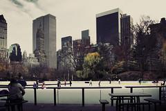 NYC: 2011 - CENTRAL PARK ICE RINK (allancrutchley) Tags: nyc newyorkcity centralparkicerink