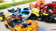 Day 338 (chrisofpie) Tags: chris pie monkey lego doug legos hero heroes minifig roger minifigure bluehat legohero chrisofpie rogeranddoug 365legos dougthechimp